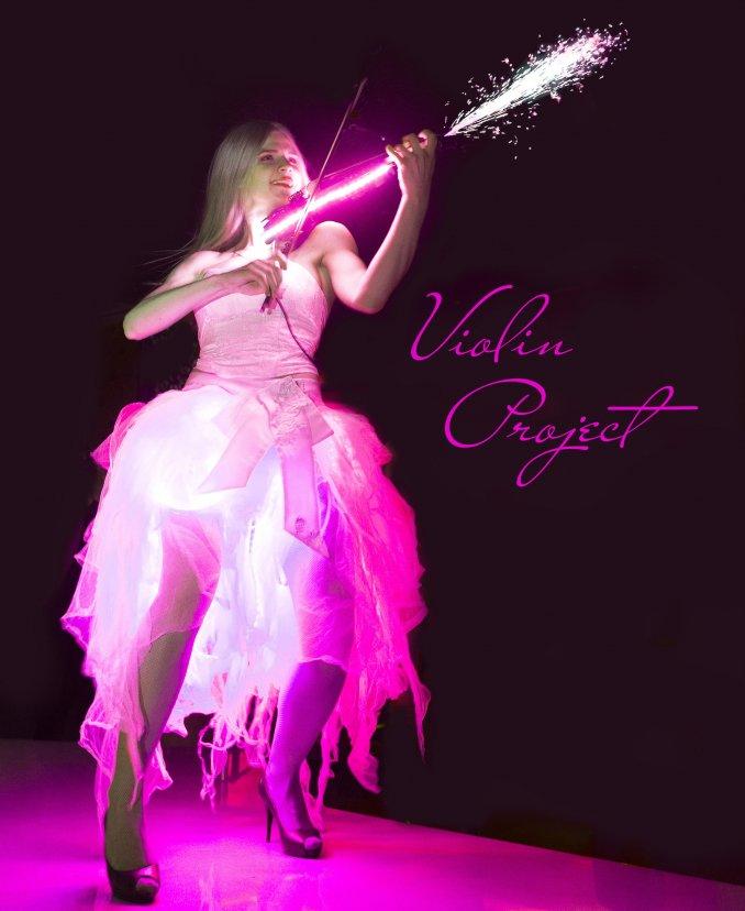 Скрипичное шоу-VIOLIN PROJECT