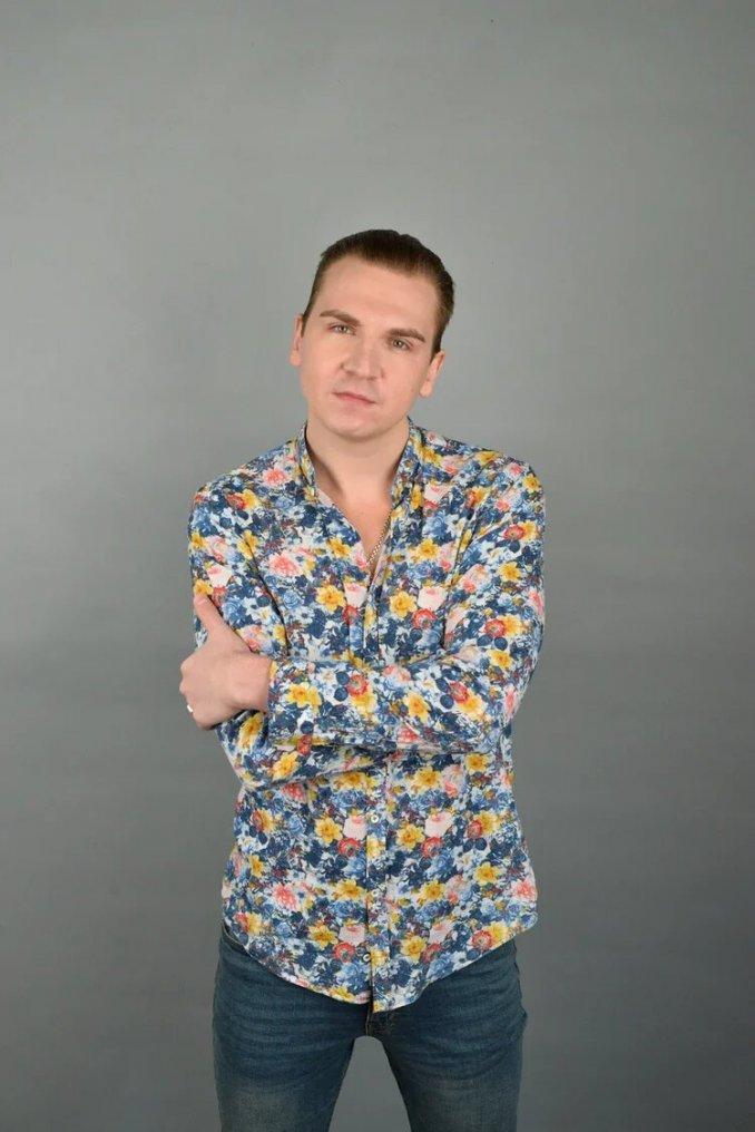 Певец,пародист и шансонье Михаил Федицкий