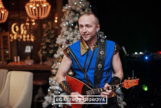 Электробалалайка Дмитрий Козаренко