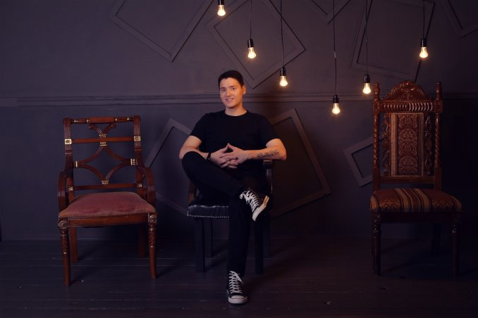 Дмитрий Эль - певец, музыкант