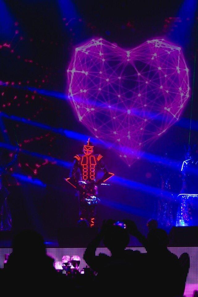 Extravagaza show - огненное, световое, лазерное шоу мирового уровня!