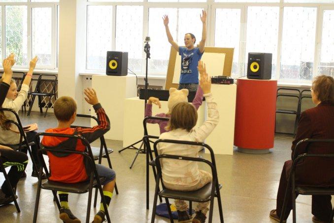 Инновационные детские и молодежные шоу-программы