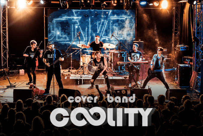COOLITY COVER BAND