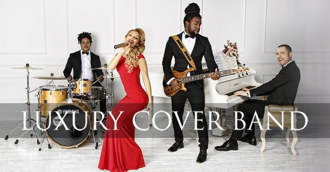 Luxury Cover Band