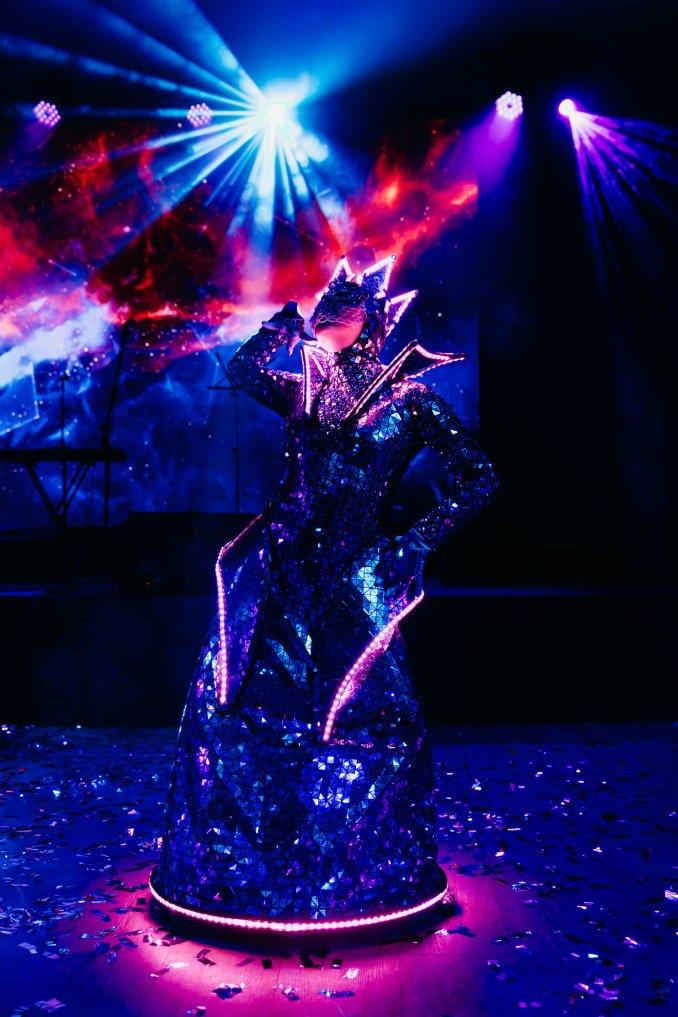 Extravaganza show - огненное, световое, лазерное шоу мирового уровня!
